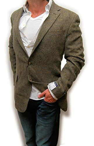 LAUREN RALPH LAUREN Quilted Blazer Flannel XS