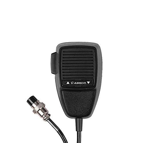 Albrecht AE 4197 Mikrofon mit 6-poliger Elektrode Cod 4197