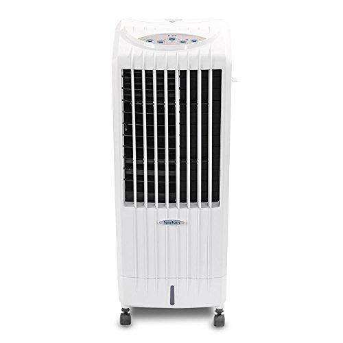 Simphony; Acondicionador portátil evaporativo DIET 8i; para refrigerar hasta 12,5 m2, con una poténcia de 80W. Ultima unidad de exposición!!