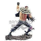 Banpresto- One Piece Statue, Idea Regalo, Personaggio, Multicolore, 82591