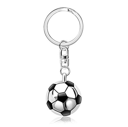 Freessom Porte Clé/Clef Homme Garcon Football Ballon de...