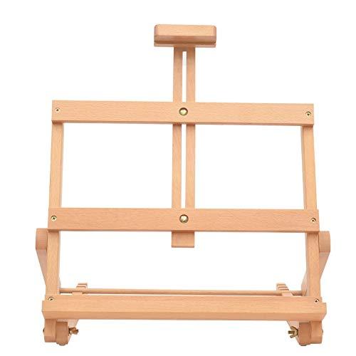 Dasing Verstellbare Tischplatte Holz Staffelei St?Nder Skizze Staffelei Zubeh?R Studio H-Rahmen für KüNstler Malerei Staffelei Zeichnen Kunstzubeh?R