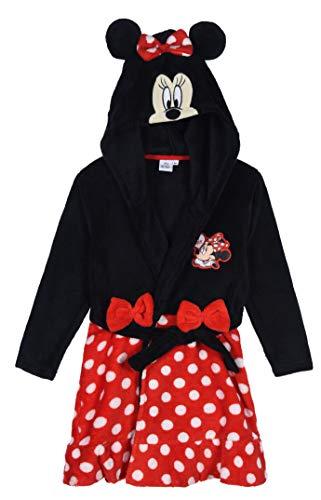 Minnie Mouse Mädchen Bademantel