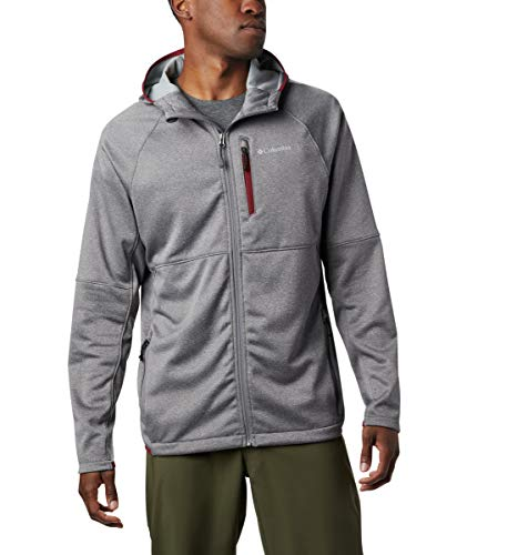 Columbia Outdoor Elements Hooded Full Zip - Chaquetas Softshell Hombre
