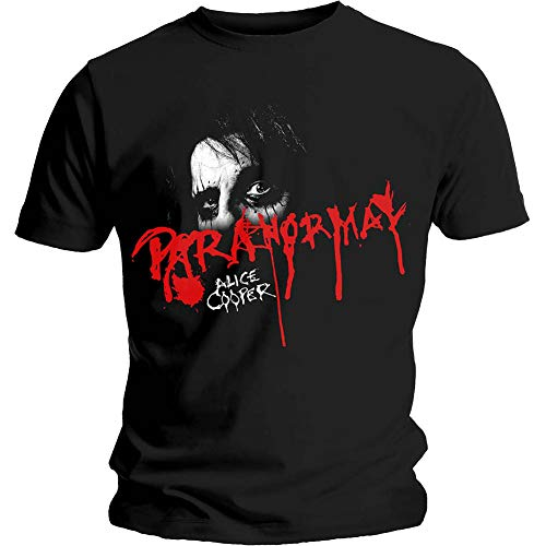 Alice Cooper - Paranormal Eyes T-Shirt (XL)