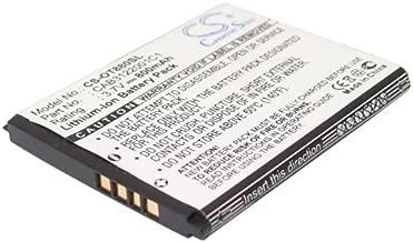KML Battery for Alcatel OT-710, OT-710A, OT-710D, OT-768, OT-806, OT-807, OT-807A, OT-810, OT-810D, OT-815D, OT-870, OT-871, OT-871A, OT871AG