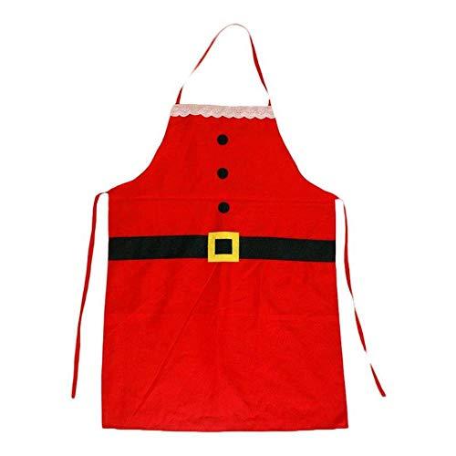 VHJ Decoraciones hogar,Productos básicos, Cocina, Suministros navideños para Fiestas Familiares