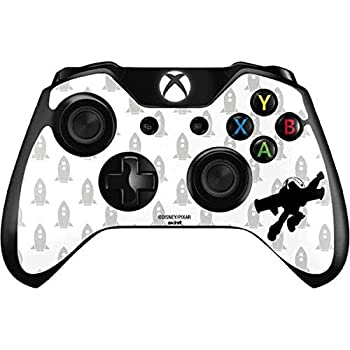 Skinit Decal Gaming Skin Compatible with Xbox One Controller - Officially Licensed Disney Buzz Lightyear Silhouette Design