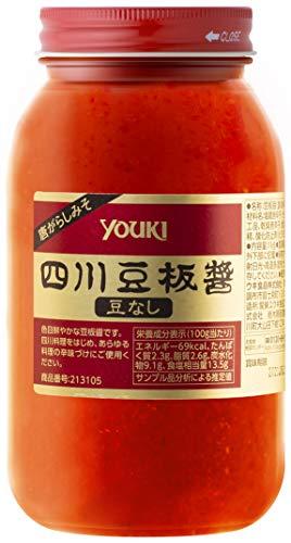 ユウキ 四川豆板醤(豆なし) 1kg