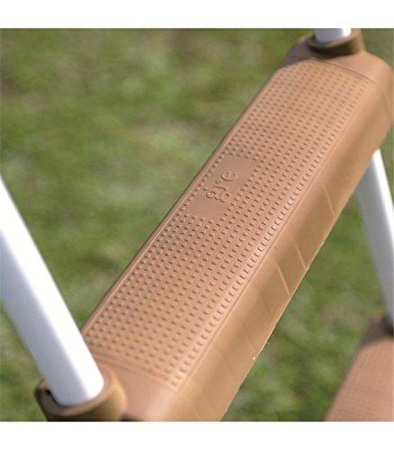 Gre Peldaño marrón Escalera Piscina 272900001MG