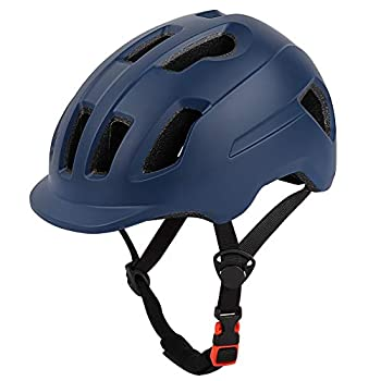 Bike Helmet for Adults Road Bike Helmet for Men and Women Mountain Bike Cycling Bicycle Helmet with Visor - Lightweight Adjustable Size 22-24.8 Inches  56-63cm