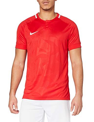 Nike Challenge II Maglia, Uomo, Challenge II, rosso università / bianco, XL