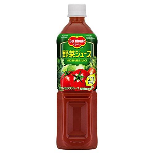 デルモンテ 野菜ジュース 900g×12本 PET