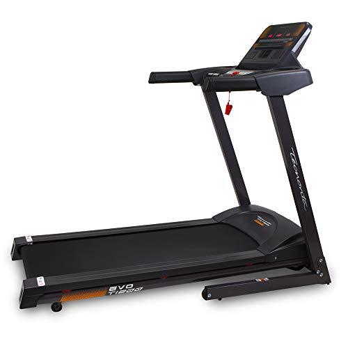 BH Fitness - EVO - T1200 VELBOS -Cinta De Correr, Unisex Adulto, negro, Talla Única - Edición Exclusiva