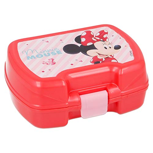 SANDWICHERA Snack Minnie Mouse - Disney - Electric Doll
