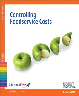 ManageFirst: Controlling Foodservice Costs w/ Online Exam Voucher (Managefirst Program)