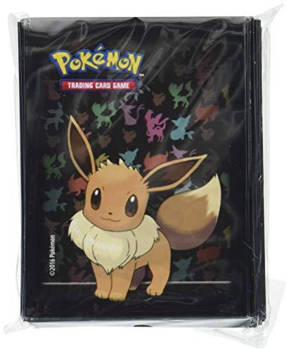 Ultra Pro 65 Eevee Pokemon Deck Protectors Sleeves Standard Size
