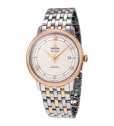 Omega De Ville Prestige Reloj automático para mujer 424.20.40.20.02.002