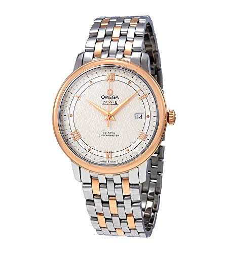 Omega De Ville Prestige reloj automático de señoras 424.20.40.20.02.002