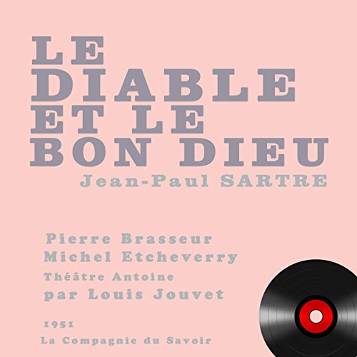 Le diable et le bon dieu audiobook cover art