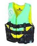 O'Brien 3 Belt Nylon Pro Womens Life Jacket, M