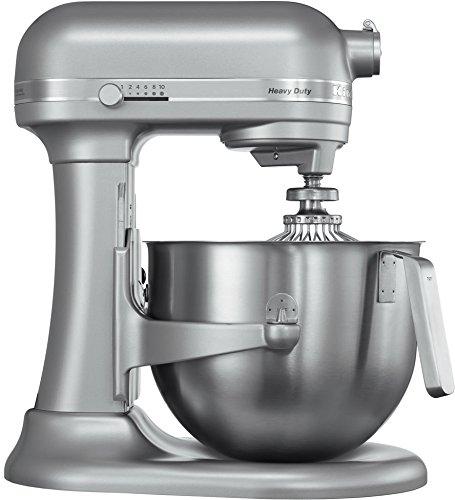 KitchenAid Heavy duty argento