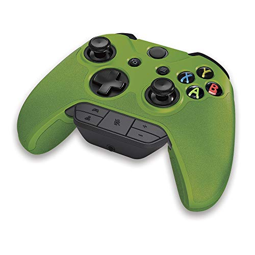 Officially Licensed Xbox One Action Grip for Wireless Controller – Green