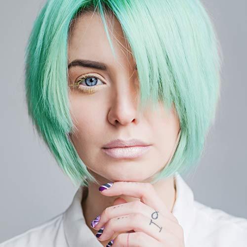 Splat   Mint Shake   10 Wash No Bleach   Temporary Hair Dye Kit
