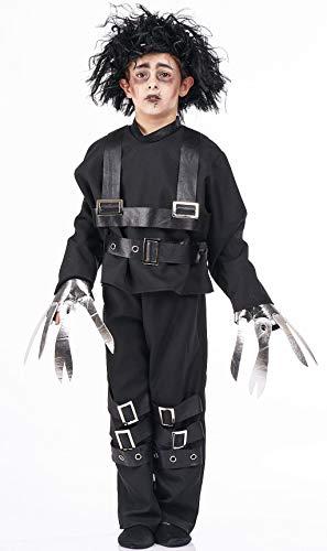 Disfraz de Eduardo Manostijeras para niño