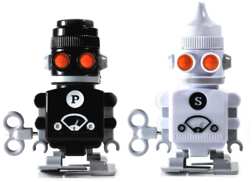 train salt and pepper shakers - 7