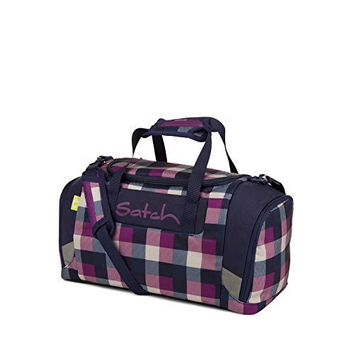 Satch Sporttasche Berry Carry, 25l, Schuhfach, gepolsterte Schultergurte, Lila