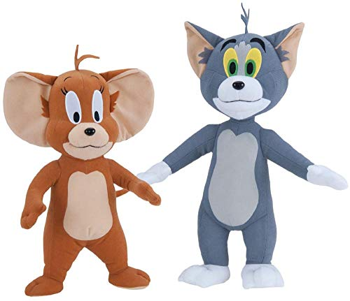 Tom and Jerry 14' Plush: Set of 2