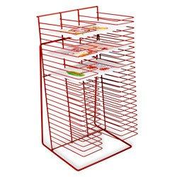 Best Classroom Drying Racks - Nasco Little Red Drying Rack