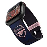 Arsenal Football Club - Arsenal Third Shirt Smartwatch Strap – Officially Licensed, Compatible with Apple Watch (not included) – Fits 38mm, 40mm, 42mm and 44mm - Best Reviews Guide