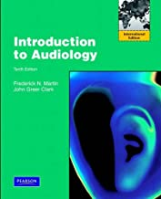 Introduction to Audiology (with CD-ROM): International Edition