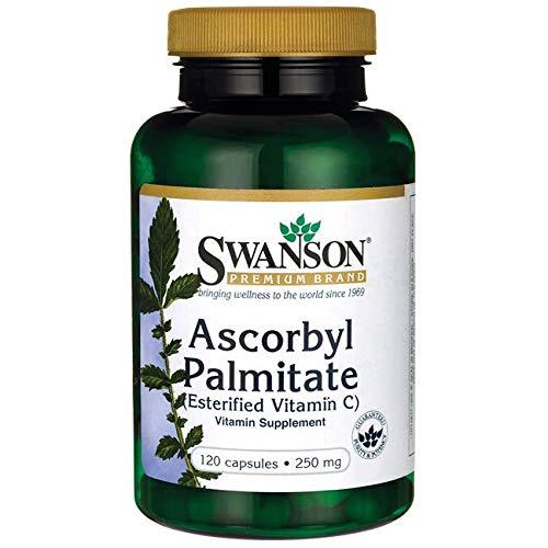 Swanson Ascorbyl Palmitate 250 Milligrams 120 Capsules
