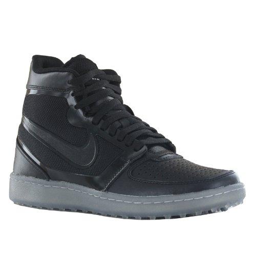 NIKE Trainer Clean Sweep PRM Mens Basketball Shoes 536852-012 Black 7.5 M US