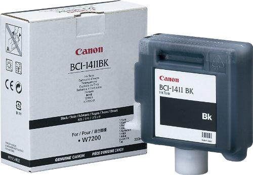 Canon BCI-1411BK Cartuccia Inchiostro, Nero