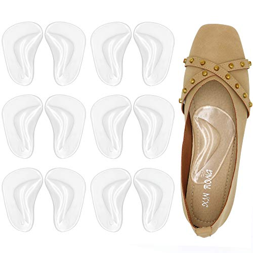 Top 10 best selling list for best cushion shoes for flat feet