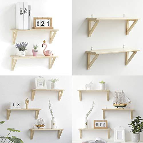 bricolaje estanteria madera