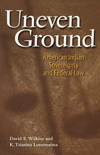 Uneven Ground