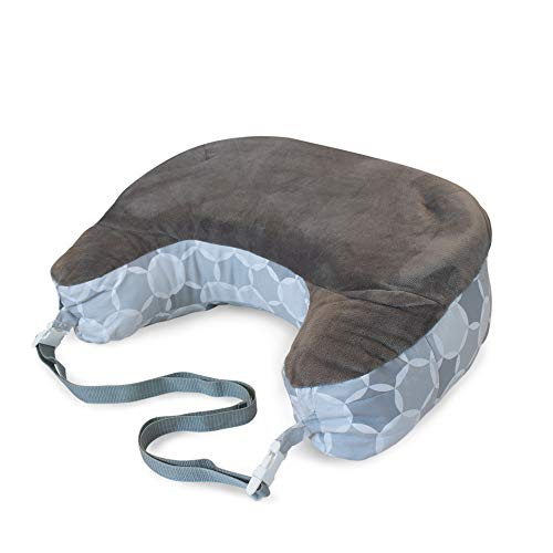 Image of the Boppy Two-Sided Breastfeeding Pillow