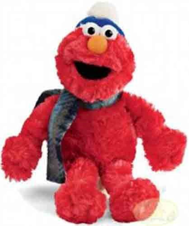 Gund Sesam Street Urlaub Elmo 22,9cm