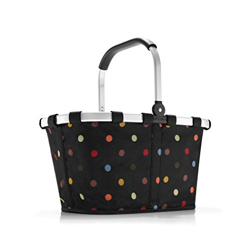 reisenthel carrybag dots Maße: 48 x 29 x 28 cm/Volumen: 22 l