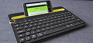 لوحة مفاتيح توصيل لاسلكي من لوجيتك متوافق مع اجهزة التابلت