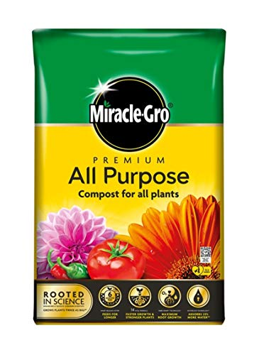 Miracle-Gro All Purpose enrichie en Compost 40L