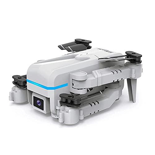 LYHY Mini Drone Pieghevole 4K HD Quadrocopter Aereo ad Altezza Fissa Giocattolo per Bambini di Lunga Durata