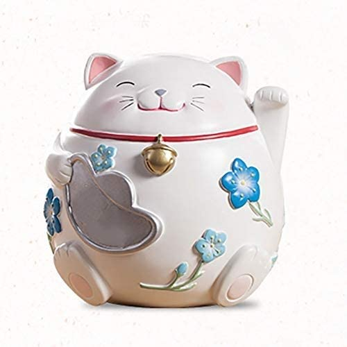 ZCqg Cute Simple Fashion OFFicial store Lucky Cat Change Popular product Cans Ornaments Coin Ad