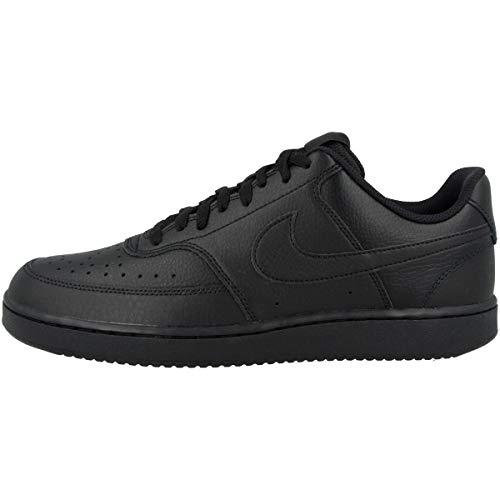 Nike Court Vision LO, Zapatillas Hombre, Negro, 43 EU