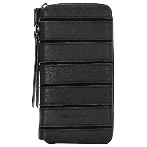 FREDsBRUDER Damen Portemonnaie Beat Wallet schwarz One Size (XS-XL)